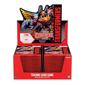 Transformers TCG: Rise of the Combiners - Booster Box (1)