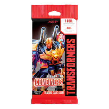 Transformers TCG: Rise of the Combiners - Booster Pack