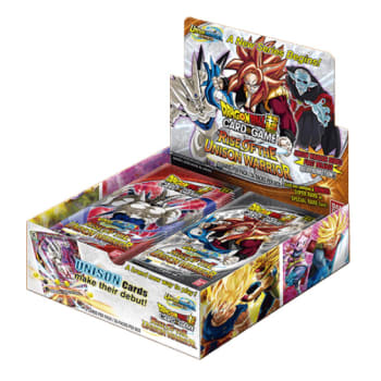 Dragon Ball Super TCG - Rise of the Unison Warrior - Booster Box