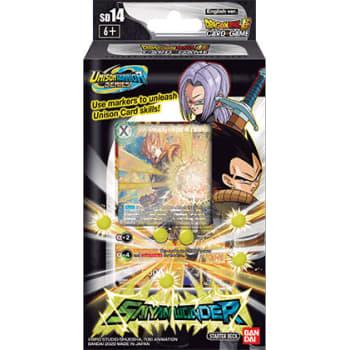 Dragon Ball Super TCG - Saiyan Wonder - Starter Deck