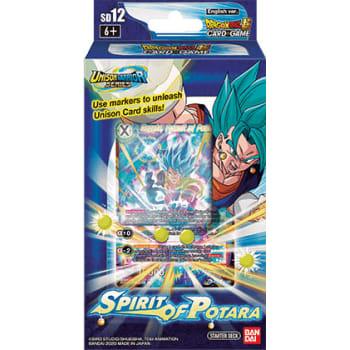 Dragon Ball Super TCG - Spirit of Potara - Starter Deck