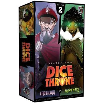 Dice Throne: Season 2 - Tactician vs. Huntress