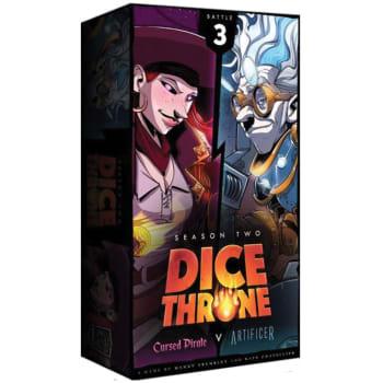 Dice Throne: Season 2 - Cursed Pirate vs. Artificer