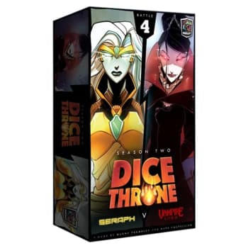 Dice Throne: Season 2 - Seraph vs. Vampire Lord
