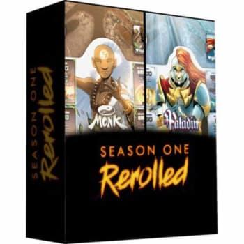 Dice Throne Season 1 Rerolled: Monk vs. Paladin