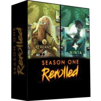 Dice Throne Season 1 Rerolled: Treant vs. Ninja
