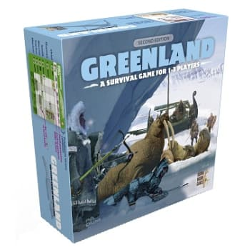 Greenland Second Edition