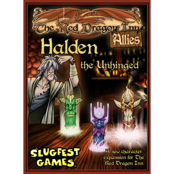 Red Dragon Inn: Allies: Halden the Unhinged