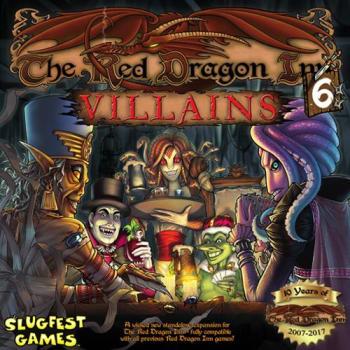 Red Dragon Inn 6: Villains