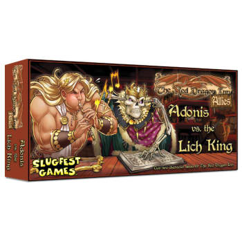 Red Dragon Inn: Allies: Adonis vs. The Lich King