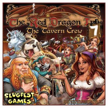 Red Dragon Inn 7: The Tavern Crew