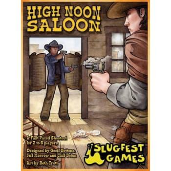 High Noon Saloon Board Game
