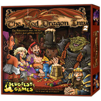 Red Dragon Inn 2 Board Game