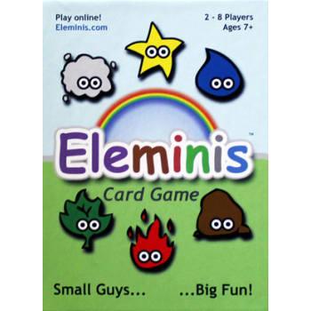 Eleminis Card Game