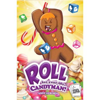 Roll For Your Life, Candyman!