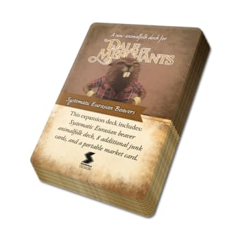 Dale of Merchants Systematic Eurasian Beavers Mini Expansion
