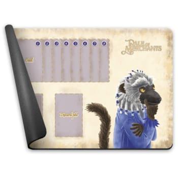 Dale of Merchants: One Player Playmat - White-headed Lemur