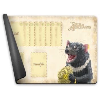 Dale of Merchants: One Player Playmat - Tasmanian Devil
