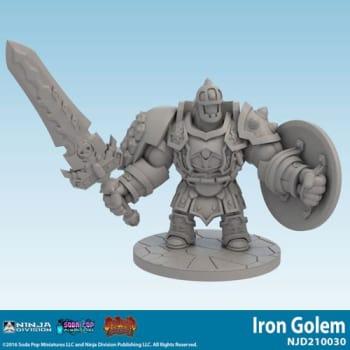 Super Dungeon Explore: Iron Golem Expansion