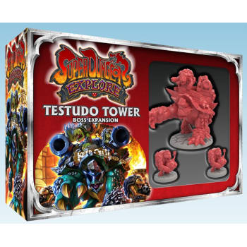 Super Dungeon Explore: Testudo Tower Expansion