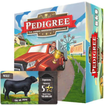 Pedigree (Brangus Cattle edition)