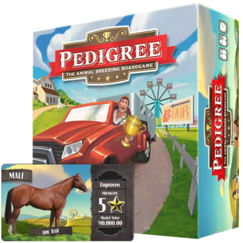 Pedigree (Quarter Horse edition)