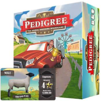 Pedigree (Suffolk Sheep edition)