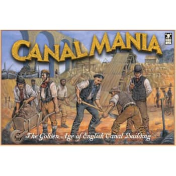 Canal Mania Board Game