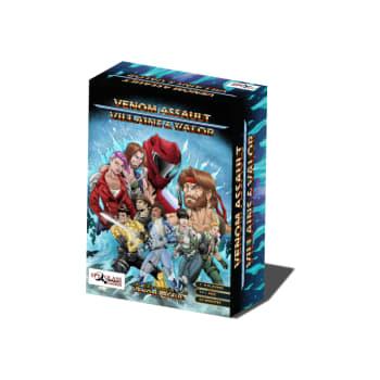VENOM Assault: Villians & Valor Expansion