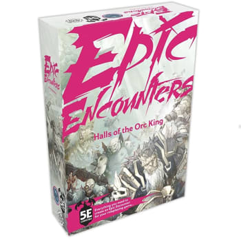 Epic Encounters: Halls of the Orc King