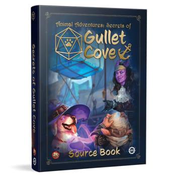 Animal Adventures RPG: Gullet Cove Sourcebook