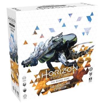 Horizon Zero Dawn: The Sacred Land Expansion
