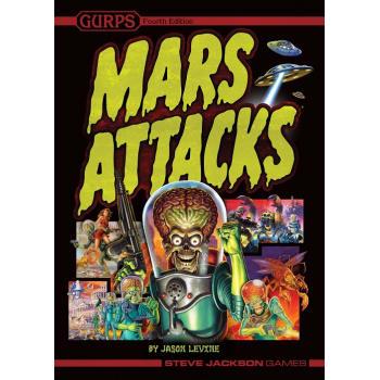 GURPS Mars Attacks 4th Edition