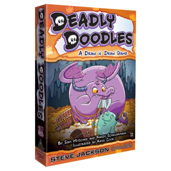 Deadly Doodles