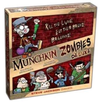 Munchkin Zombies Deluxe
