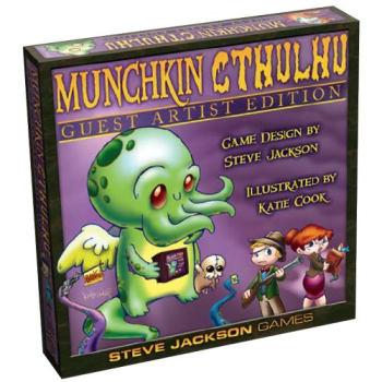 Munchkin Cthulhu Guest Artist Edition (Katie Cook)