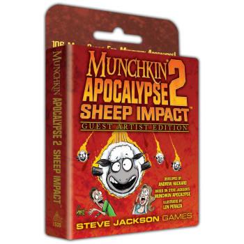 Munchkin: Apocalypse 2 Guest Artist Edition (Len Peralta)