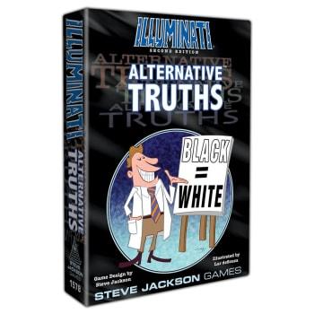Illuminati: Alternative Truths Expansion (2nd Ed.)
