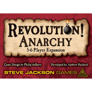 Revolution! Anarchy 5-6 Player Expansion