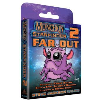 Munchkin Starfinder 2: Far Out!