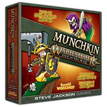 Munchkin Warhammer: Age of Sigmar