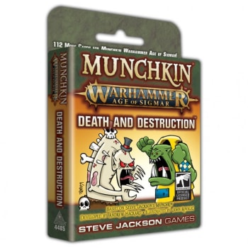 Munchkin Warhammer: Age of Sigmar - Death and Destruction