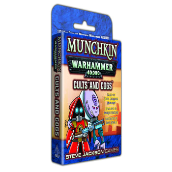 Munchkin: Warhammer 40,000 - Cults and Cogs