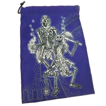 Dice Bag: Skeleton