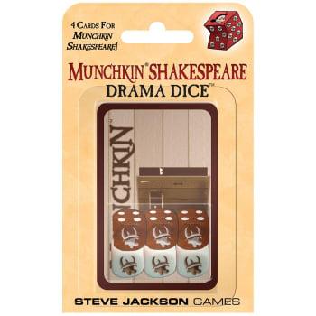 Munchkin Shakespeare: Drama Dice