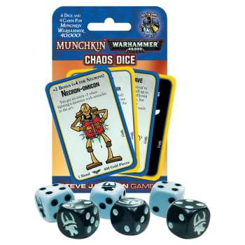 Munchkin: Warhammer 40,000 - Chaos Dice
