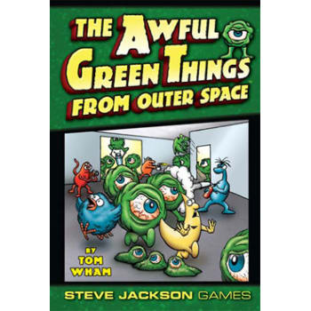 Awful Green Things From Outer Space Revised Edition