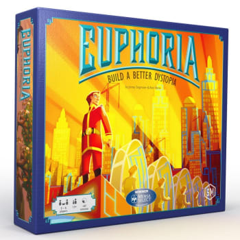 Euphoria: Build a Better Dystopia - with Game Trayz