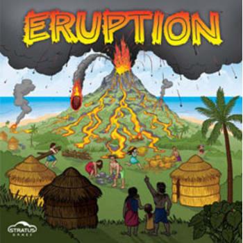 Eruption Board Game
