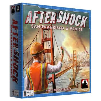 Aftershock: San Francisco & Venice